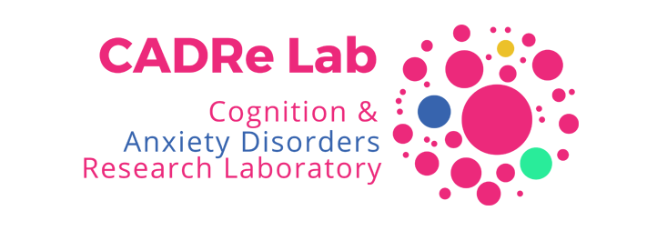 Cognition and Anxiety Disorders Research Laboratory logo