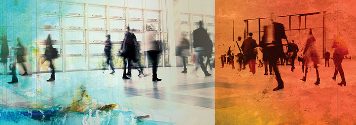 Image conceptuelle de la Chaire CN-Tellier