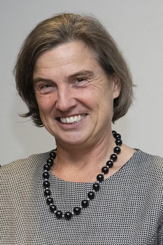 Victoria Barham, Dean of the Faculty of Social Sciences