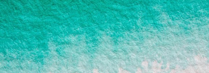 Arrière-plan turquoise