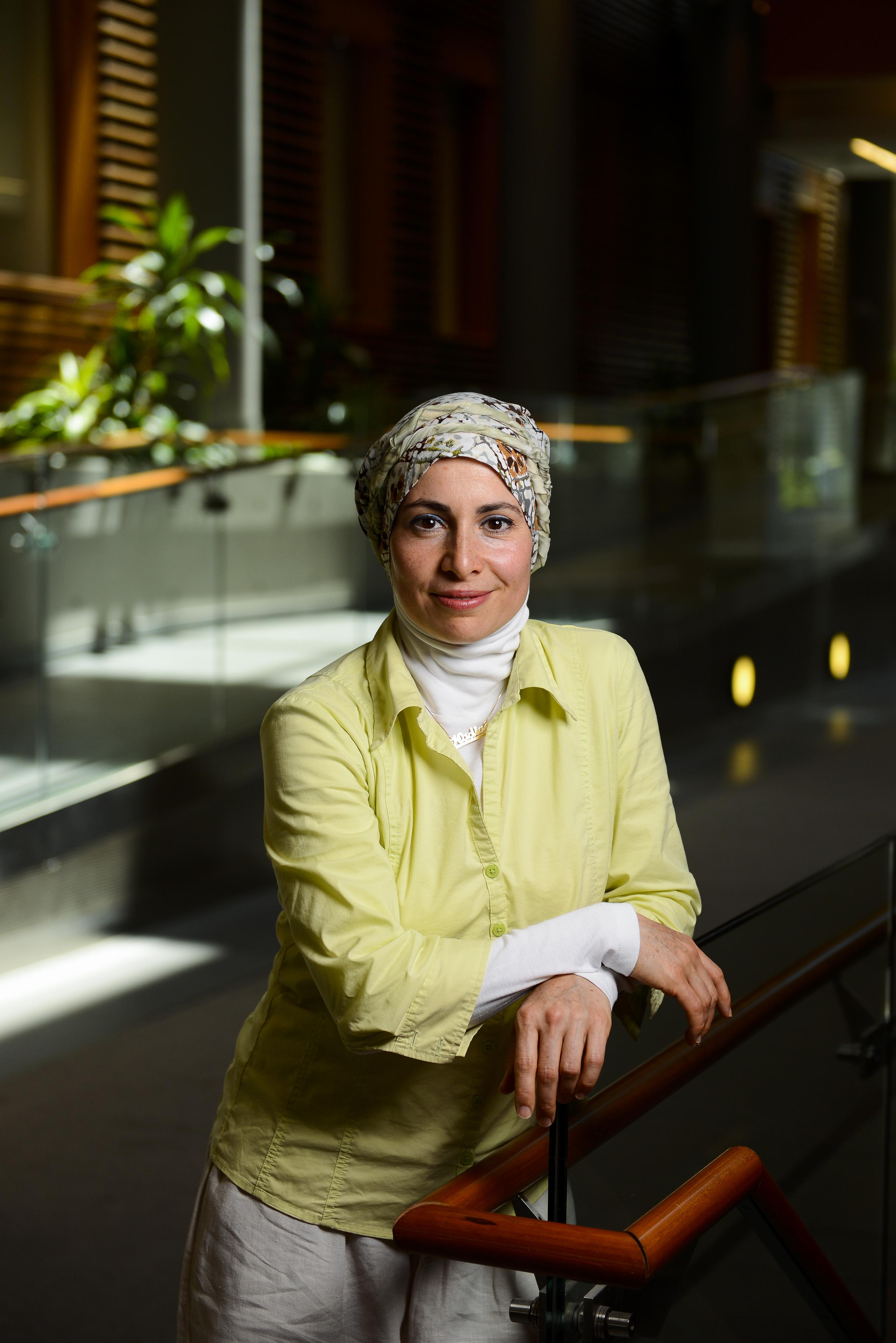 Nadia Abu-Zhara