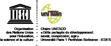 Chaire Unesco logo