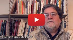 Retour sur le travail de terrain, vidéo avec Pierre Beaudet
