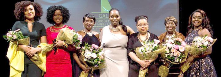 Lauréates des Prix du Regroupement Affaires Femmes