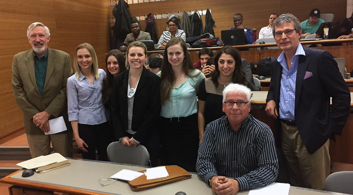 Compétition d'étude de cas 2017