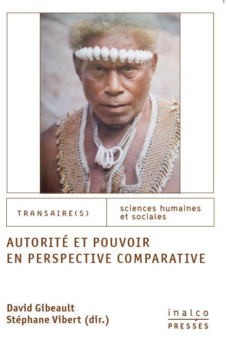 couverture du livre :Autorité et pouvoir en perspective comparative