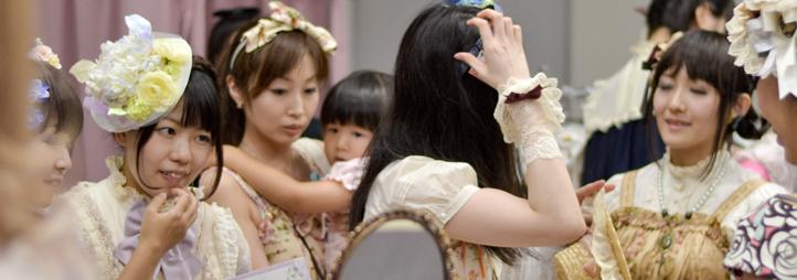 Mde des lolitas au Japon