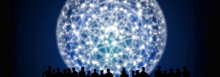 Bulle de connexions neuronales