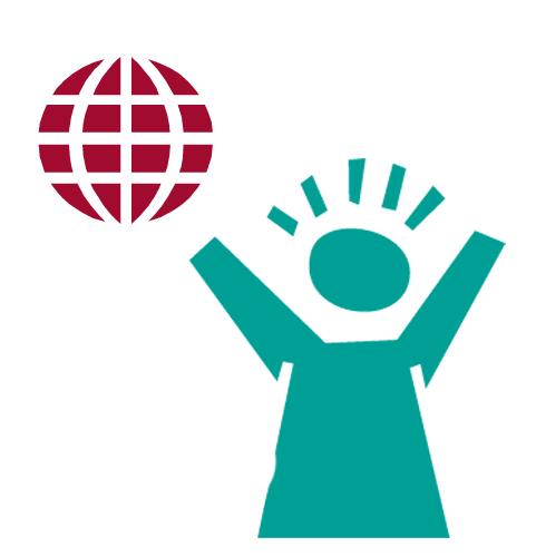 Le logo de Jeunes bâtisseurs international