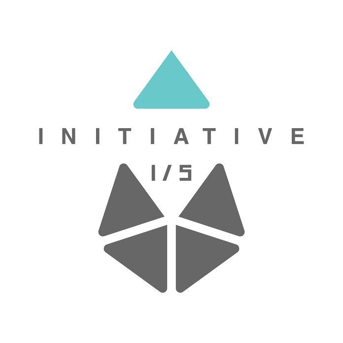 1 in 5 logo
