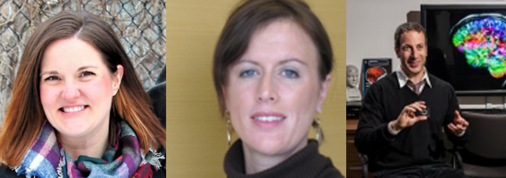 Erin Maloney, Vanessa Taler, Jean-Philippe Thivierge