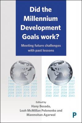 couverture du livre :Did the Millennium Development Goals work?