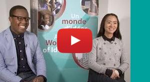 Vidéo Fonds pour les conférences Canada et l'économie mondiale par Igor et Duangsuda, étudiants du Département de science économique