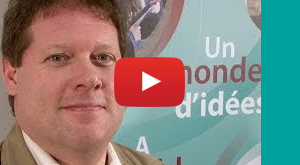 Vidéo Prix commémoratif Chuck Talbot par Bastien Quirion, Directeur du Département de criminologie