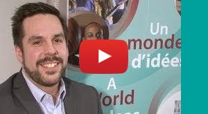 Vidéo Fonds d'utilisation du laboratoire INSPIRE par Simon Beaudry, Gestionnaire du laboratoire