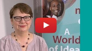 Vidéo Michèle-Kérisit Scholarship par Cécile Coderre, Professeure titulaire à l'École de service social