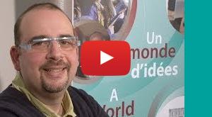 Vidéo Bourse en études des femmes par Michael Orsini, Directeur de l'Institut d'études des femmes