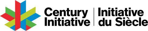Logo initiative du siècle