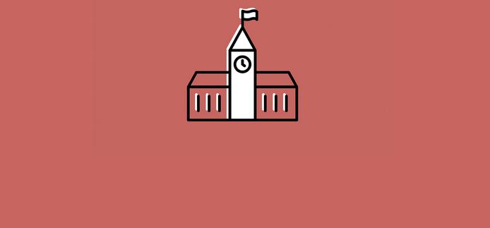 Logo de la priorité de recherche de gouvernance, politiques et sociétés ouvertes