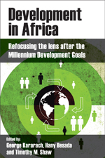 couverture du livre :Development in Africa: refocusing the lens after the millennium development goals