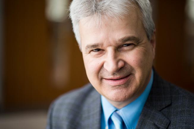 Marcel Mérette, Dean, Faculty of Social Sciences
