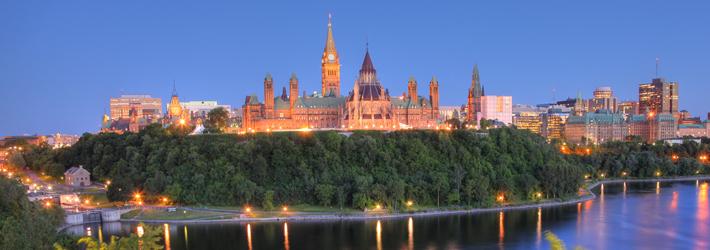 Ottawa parliament shot