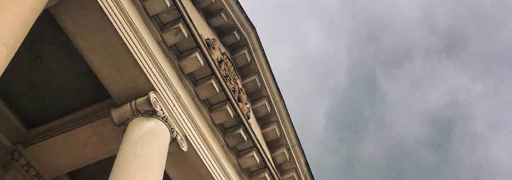 Toiture d'une édifice